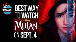 How to Watch Mulan Online in September (Disney Plus) Let's Get Ready!