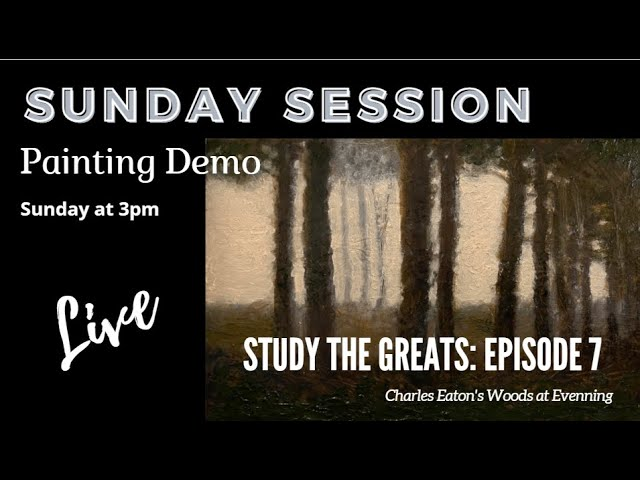 Study the Greats: LIVE Episode 7