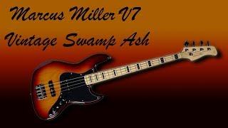 Marcus Miller V7 Vintage Swamp Ash review