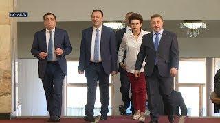 Հ. Թովմասյանն ընտրվել է ՍԴ նախագահ