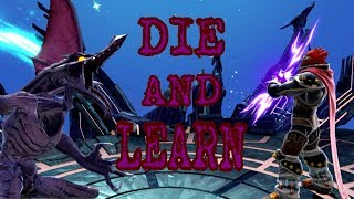 Die and learn   Ridley and Ganondorf montage   Super Smash Bros  Ultimate