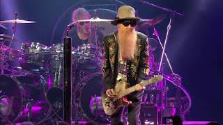 ZZ TOP  - *Live at Montreaux Got Me Under Pressure*