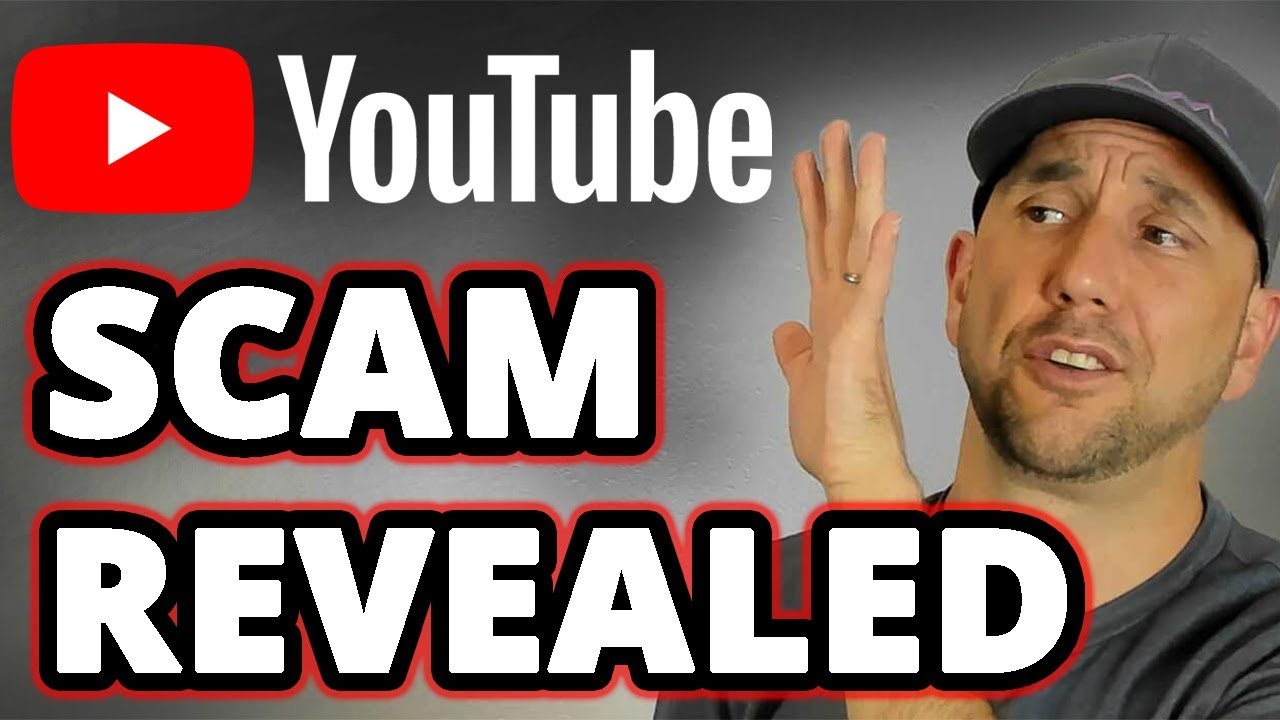 YouTube Scam Revealed - The