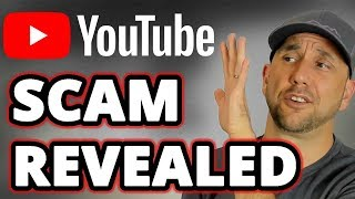 """YouTube Scam Revealed - The """"Fake Gurus"""" Can't Hide Once You Know This Trick"""