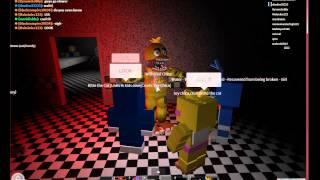 Benlockzel Gaming Viyoutube - roblox fnaf fan game