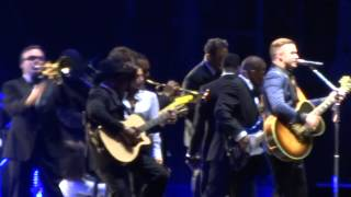 "Justin Timberlake - (""I love Paris"") / Drink You Away (HD) Live In Paris 2014"