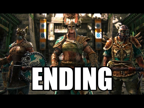 FOR HONOR - Viking Ending