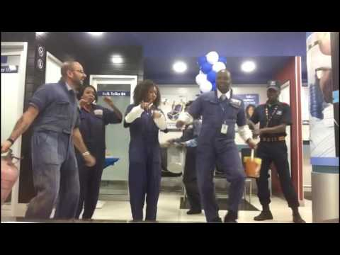 I&M Bank Dances to Justin Timberlake's Can't stop the feeling!