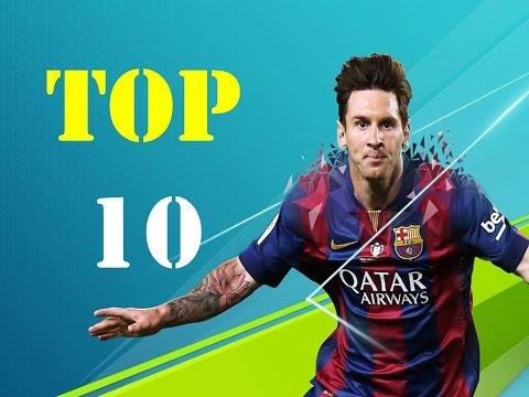 Top 10 Goal Scorers  in Football History - 2017