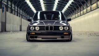 MikeCrawatPhotography: BMW E30 - Air Lift Performance - BBS Wheels