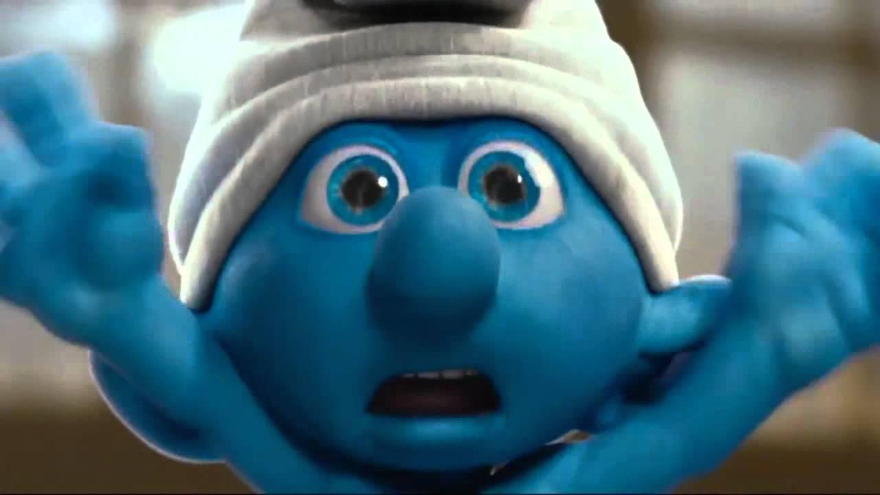 Smurf Wallpaper 3d The Smurfs Tv Spot Meet Clumsy Hd Youtube