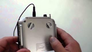 Громкоговоритель РМ-50 с плеером(Видео обзор громкоговорителя (усилителя голоса) РМ-50., 2015-08-25T10:25:59.000Z)