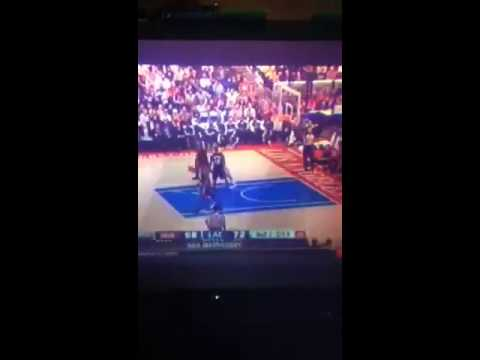 Clippers V Heat: Willie Green Fail