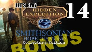 Hidden Expedition 6: Smithsonian Hope Diamond CE [14] w/YourGibs - BONUS CHAPTER 3/3