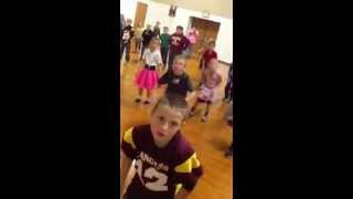 Amesville Alligator Dance Grades 3 and 4