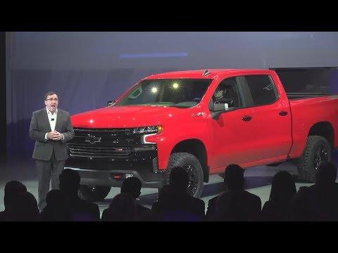 2019 Chevrolet Silverado Reveal!   Get ready Ram and F150!