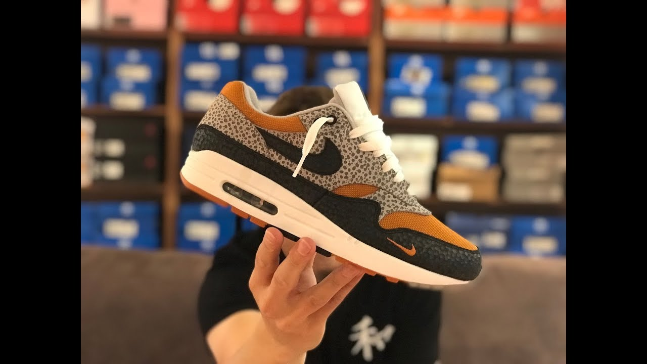 70cc4ded146d size  EXCLUSIVE Nike Air Max 1