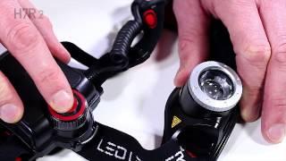 Світлодіодні Lenser H7R 2 інструкція в форматі HD
