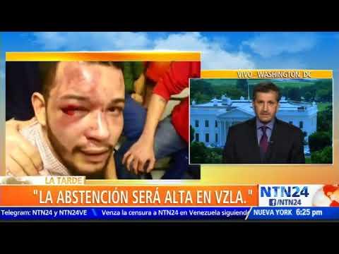 """Schamis tras sucesos en el Helicoide: """"Régimen de Maduro comienza a tener miedo"""""""