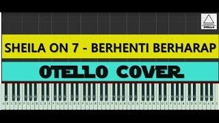 Sheila On 7 - Berhenti Berharap Piano Easy Tutorial + Lyrics (cc)  by Otello Piano