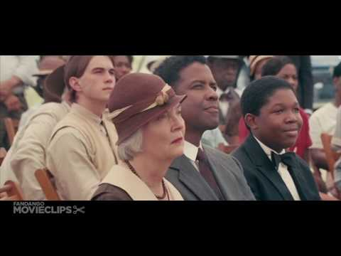 The Great Debaters Movie Clip (The Time for Justice Is Now)