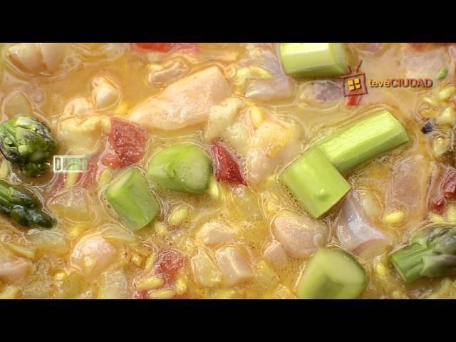 Paella de la Flia. Mendoza Rico - Serie documental DOMINGO [tevéCIUDAD en HD]