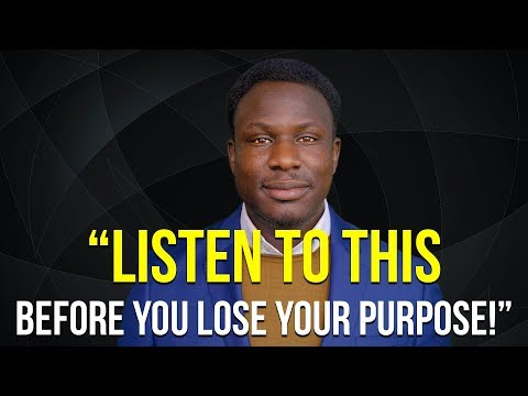 Listen to This Before You Lose Your Purpose | Ralph Smart (Eye Opening Speech)