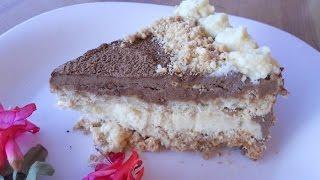Очень ВКУСНЫЙ КИЕВСКИЙ  торт в домашних условиях рецепт(Торт – сладкий пирог, обычно состоящий из нескольких слоев (коржей и кремовых или джемовых прослоек). Торт..., 2014-08-12T18:23:39.000Z)