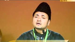 Jalsa Salana UK 2011 - Urdu Nazm Hamdo Sana Ussi Ko by Muhammad Ismatullah