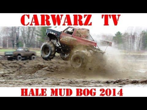 CarWarz TV - S4E1 - Hale Michigan Mud Bog 2014
