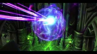 WoW Legion: 7.2 | Assault on the Broken Shore Ending Cinematic