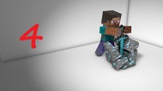 Minecraft Прохождение Серия 4 (Атака мобов)