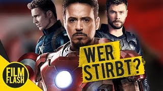 Welcher Avenger stirbt in Avengers Endgame?  FilmFlash