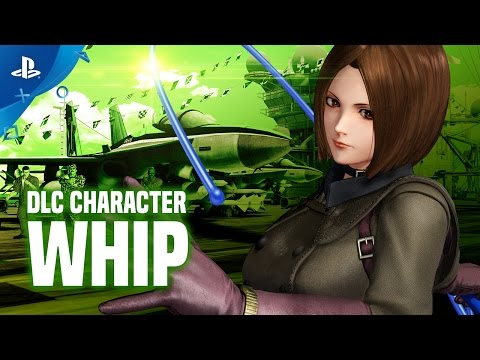 The King of Fighters XIV - Whip Trailer   PS4