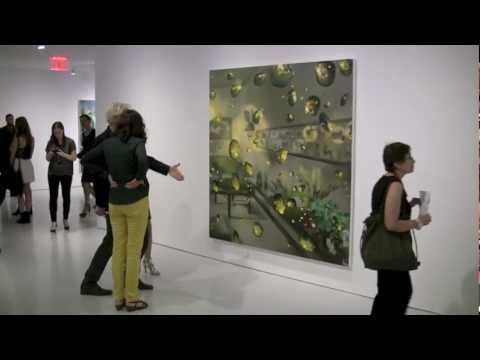 karin kneffel gagosian gallery new york 2012