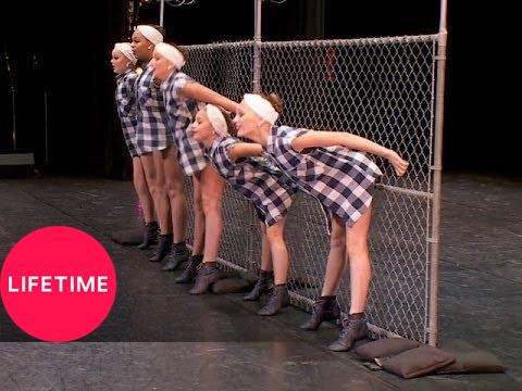 Dance Moms: Group Dance: Don't Fence Me In (S5, E28) | Lifetime