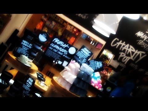 VLOG DAY 1 Surprise trip to Seattle  Hotel tour shopping fun!