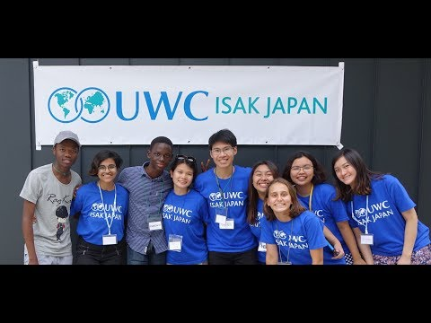 UWC ISAK Japan New Student Arrival 2017