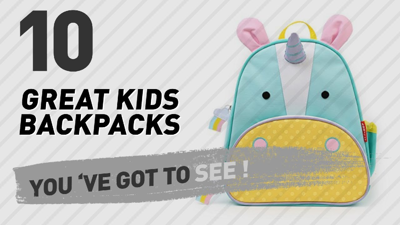 Starring: Skip Hop Zoo Toddler Kids Insulated Backpack // Most ...