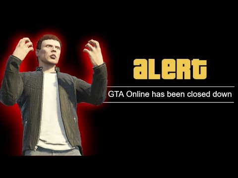 What will happen when GTAV Online ends (Probably)