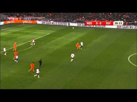 Highlights Netherlands - Germany 0-0 Friendly 14-11-2012