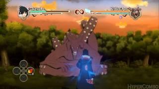 Download Video Sasuke Vs Killer Bee - Naruto Shippuden : Ultimate Ninja Storm 2 (HD) MP3 3GP MP4