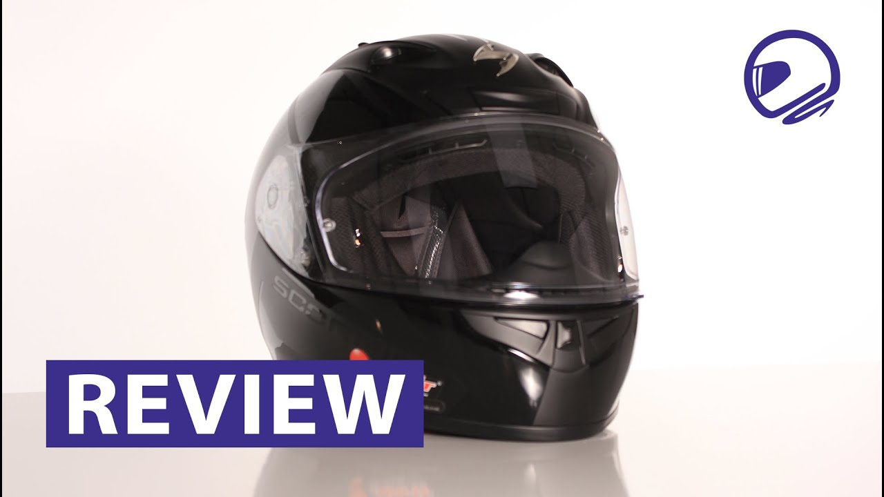 81d04fd2 Scorpion EXO-710 AIR Motorhelm Review - MotorKledingCenter - YouTube