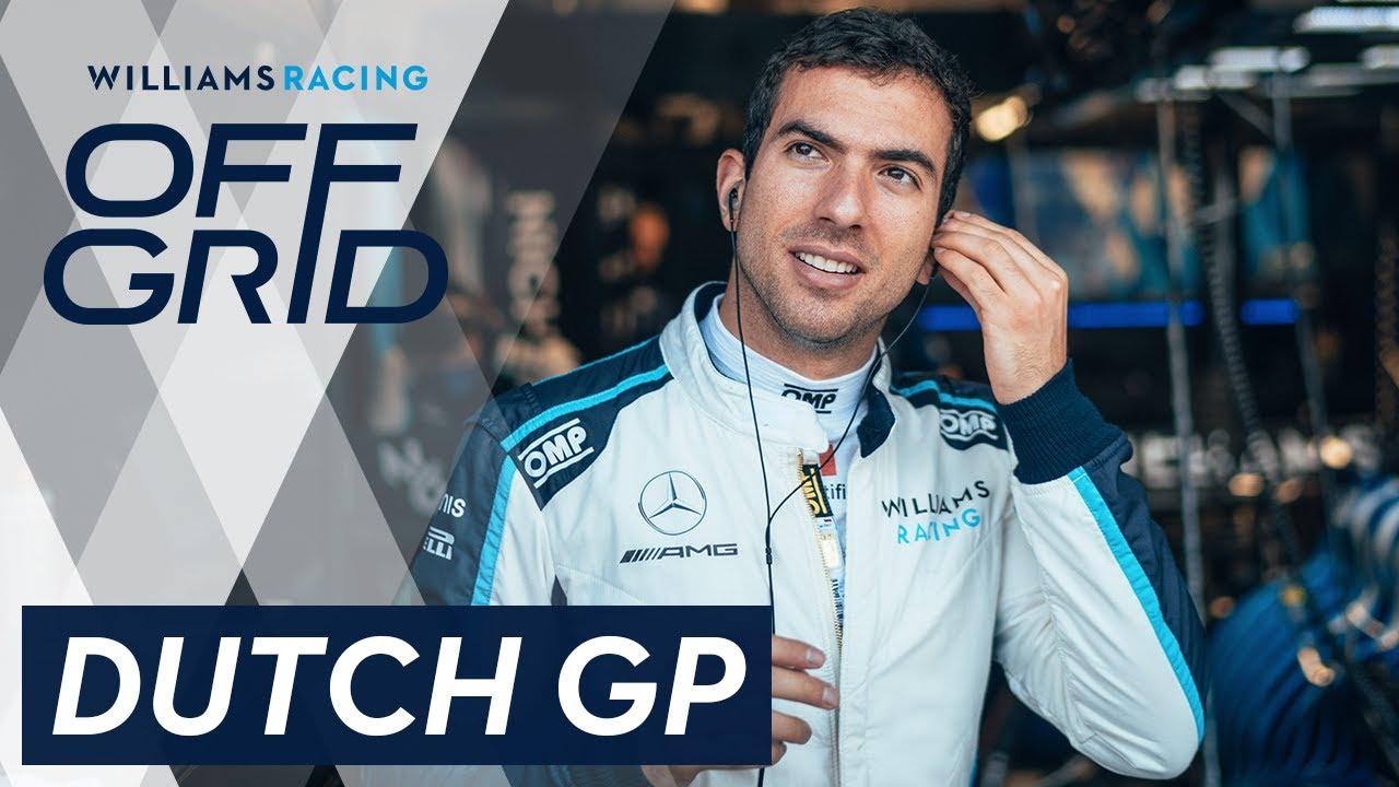 Williams: Off Grid | Dutch GP | Williams Racing