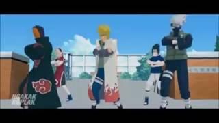 Goyang dumang   versi Naruto  •subscribe• 