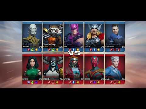 MARVEL Super War : New game superhero 5vs5 -Rocket Gameplay (2019) // Part 4 - 동영상