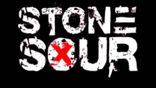 Stone Sour - Through The Glass Lyrics