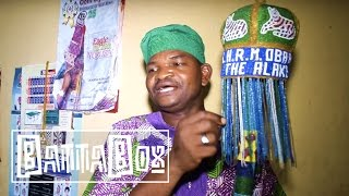 The Crown Maker Of Ile-Ife