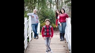 Group Outdoor Family Portrait Tutorial in Natural Light. Important Tips in the end.