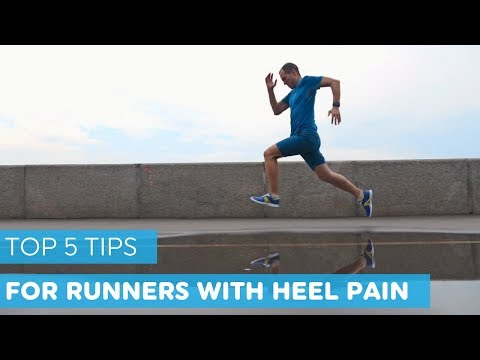 Top 5 Running Tips for Plantar Fasciitis and Heel Pain